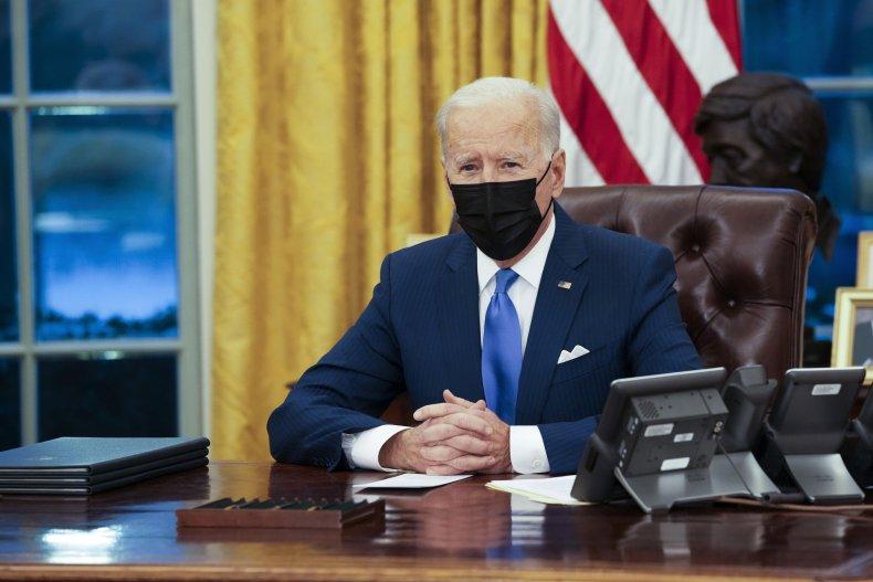 President Joe Biden, White House, Immigration