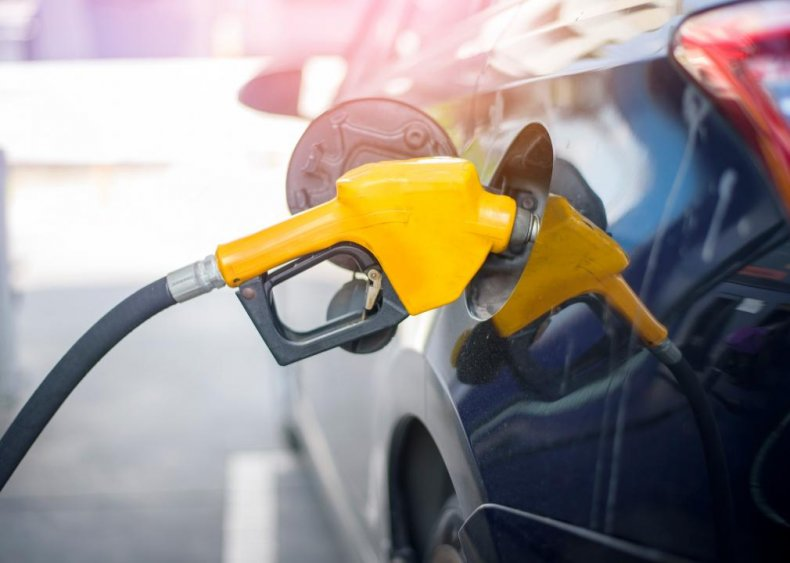 States with the highest gas tax