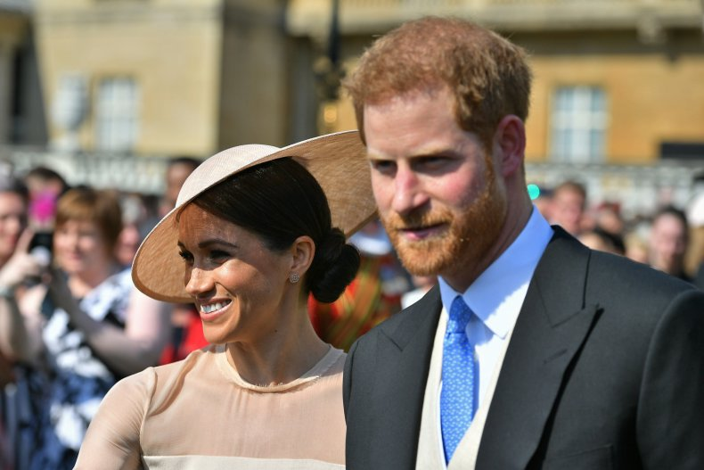 Meghan Markle, Prince Harry at Charles' Birthday