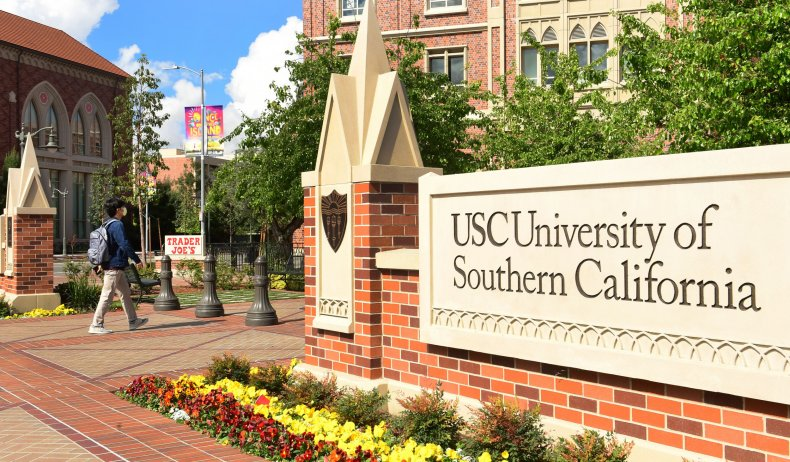 USC Southern California March 2021