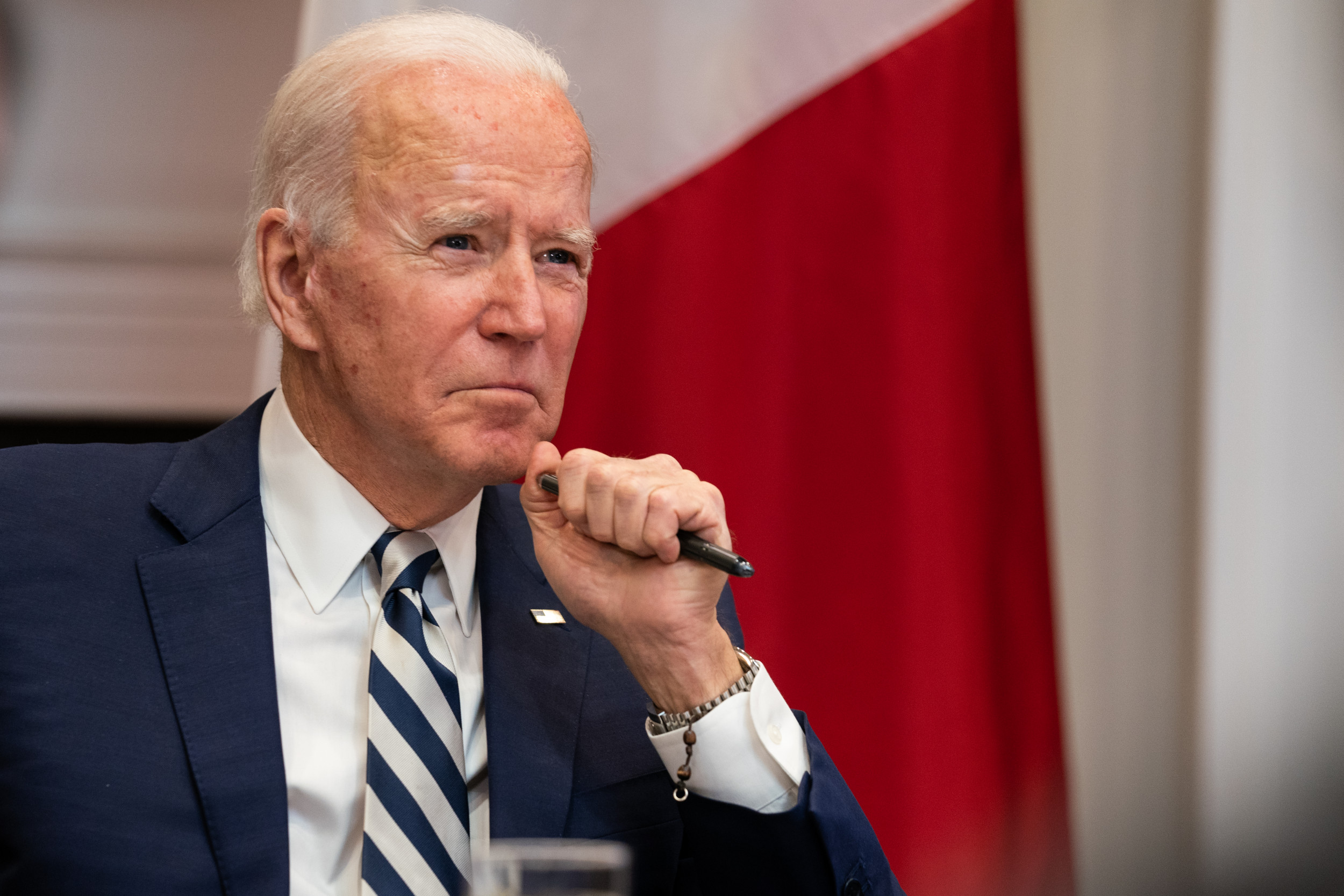 """""""America last"""" becomes new attack sound bite for Joe Biden's critics"""