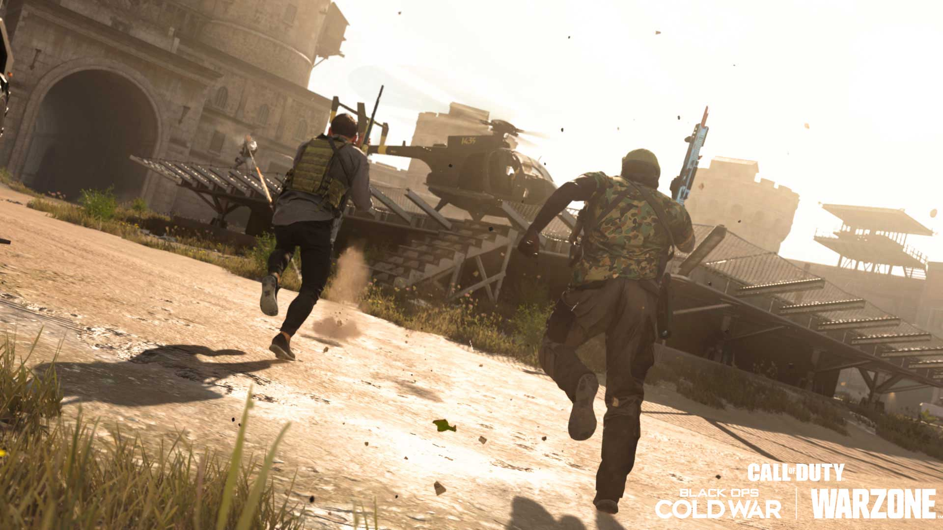 'Call of Duty: Warzone' Update 1.33 Fixes Reactive Blueprints, Not Agency—Patch Notes
