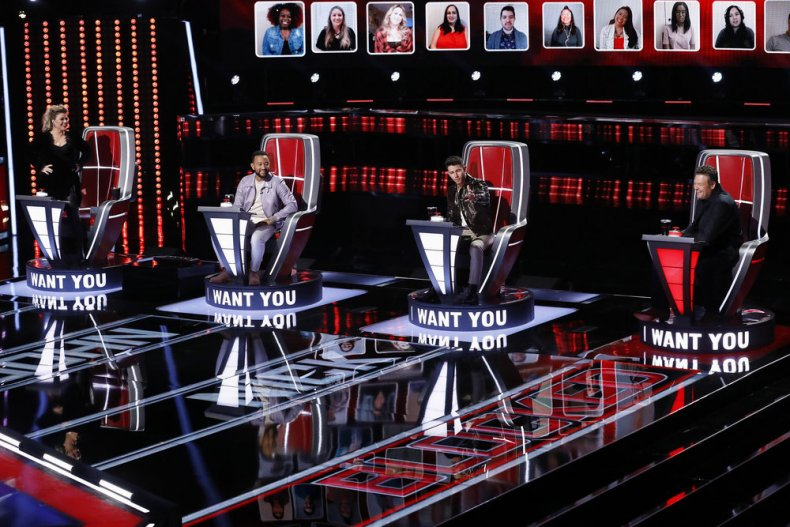 'The Voice' 2021: Who Made the Teams?