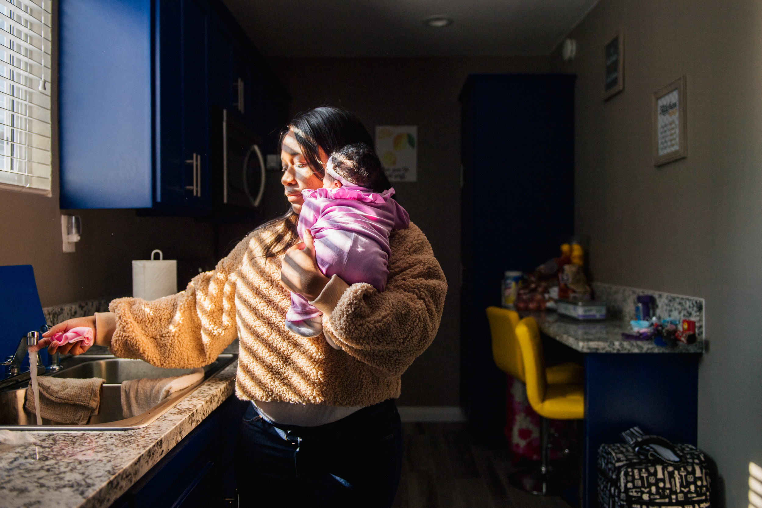 Feelings of loss, economic fear delayed pregnancies during pandemic, state data shows