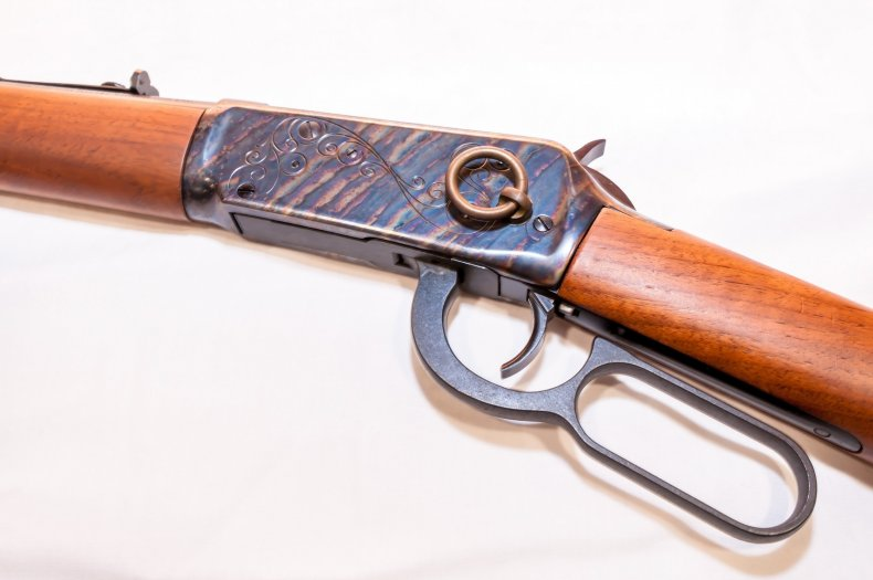 Rifle stock pic