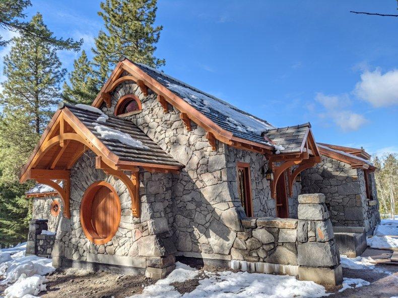 Hobbit, Architecture, Houses, Building