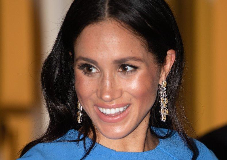 Meghan Markle earrings given by the Saudi prince