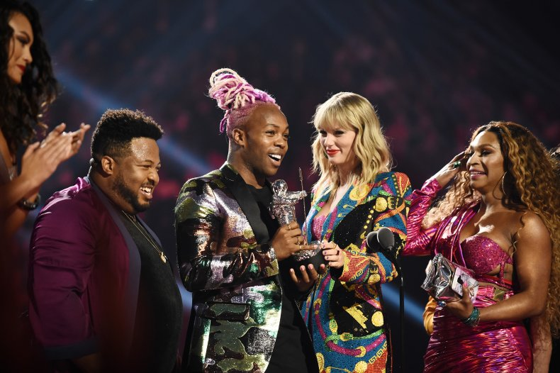 Taylor Swift, Todrick Hall