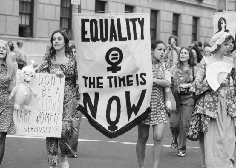 Milestones in women's history from the year you were born