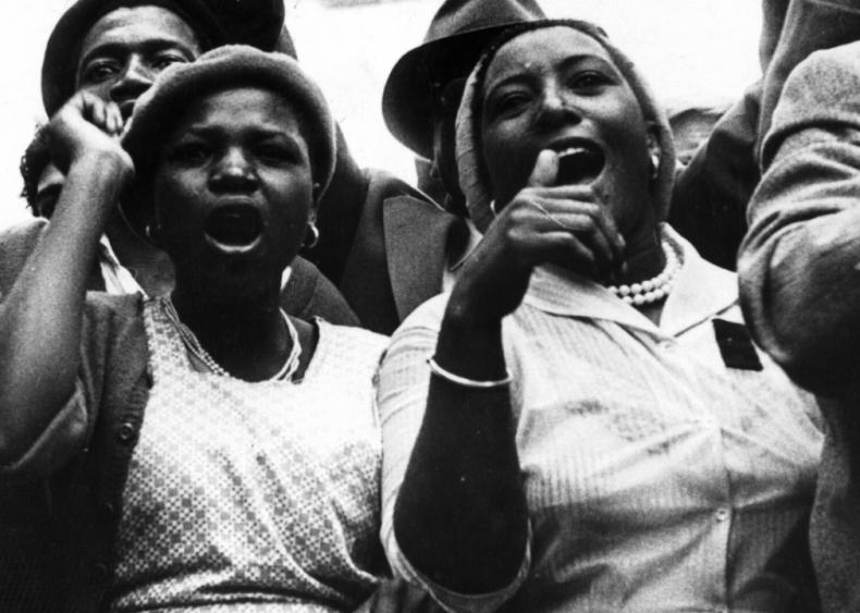 1956: Women march on Pretoria