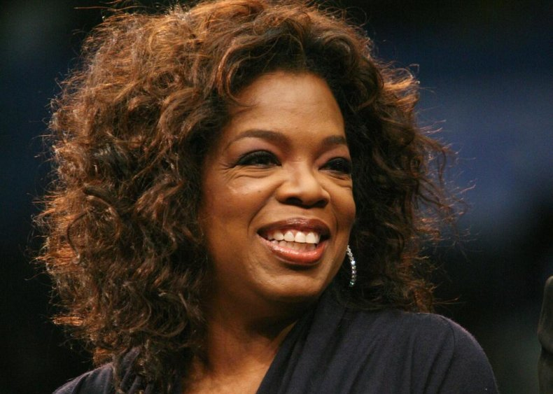 1986: Oprah becomes first woman to own and produce her own talk show
