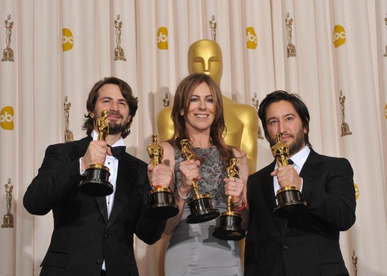 2010: First woman wins Oscar for Best Director