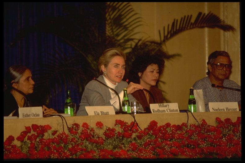 Clinton 1995