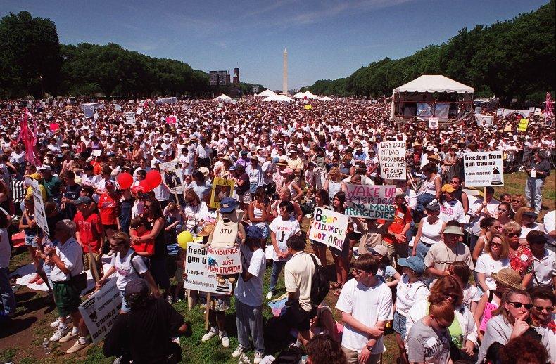 Million Moms March 2000