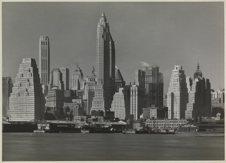 New York circa 1930