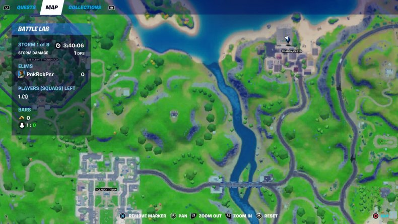 fortnite restaurant kitchen locations 1 map