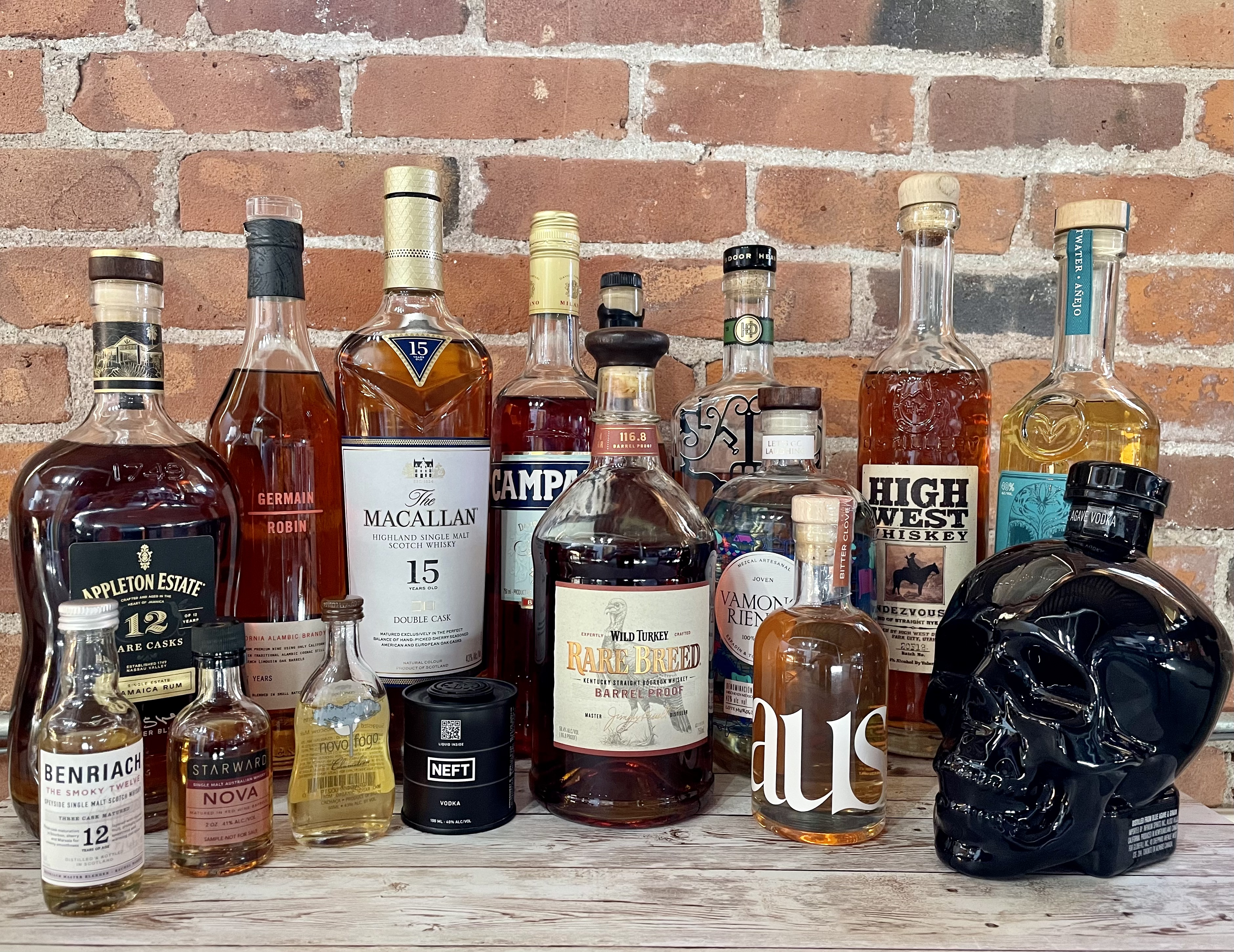 Exciting liquors 2021