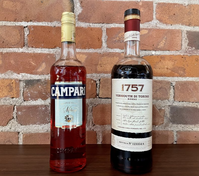 Liquor Spirits Bar Essentials