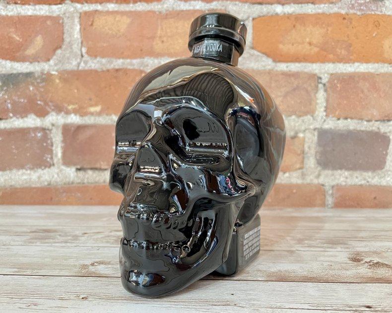 Liquor Spirits Bar Essentials Crystal Head Vodka