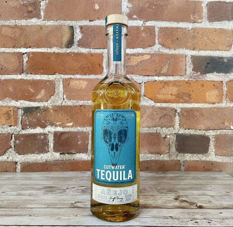 Liquor Spirits Bar Essentials  Cutwater Tequila