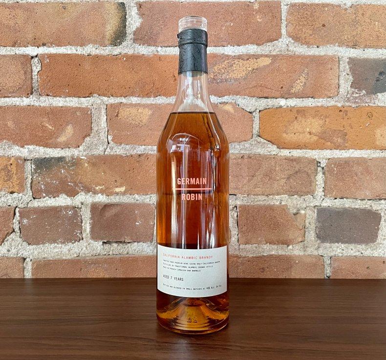 Liquor Spirits Bar Essentials  Germain Robin Brandy