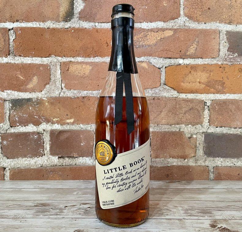 Liquor Spirits Bar Essentials Little Book Bourbon