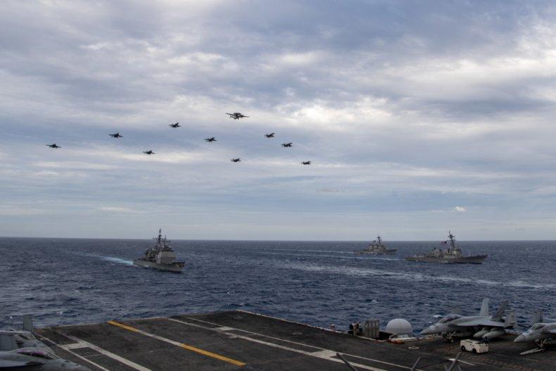 us, navy, south, china, sea