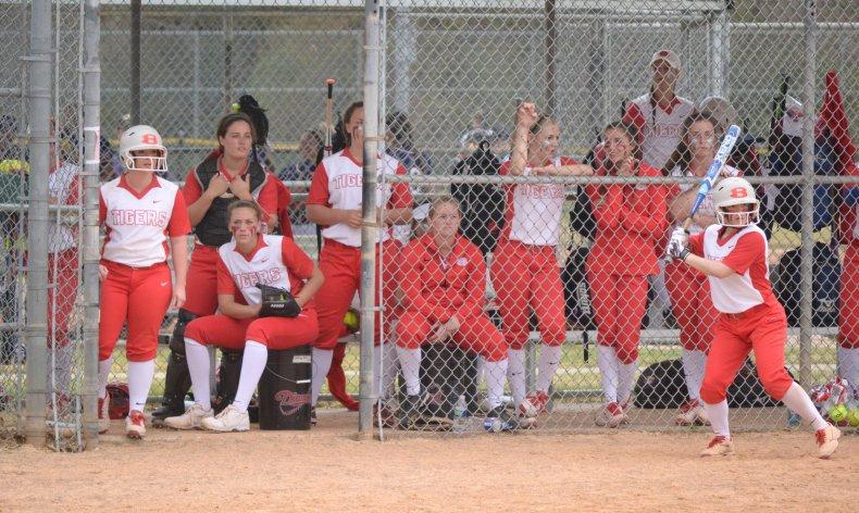 Girls High School Softball