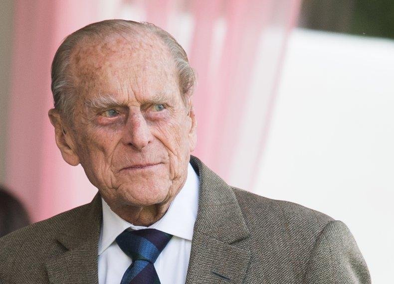 Prince Philip—Queen Elizabeth II's Husband—in Scotland