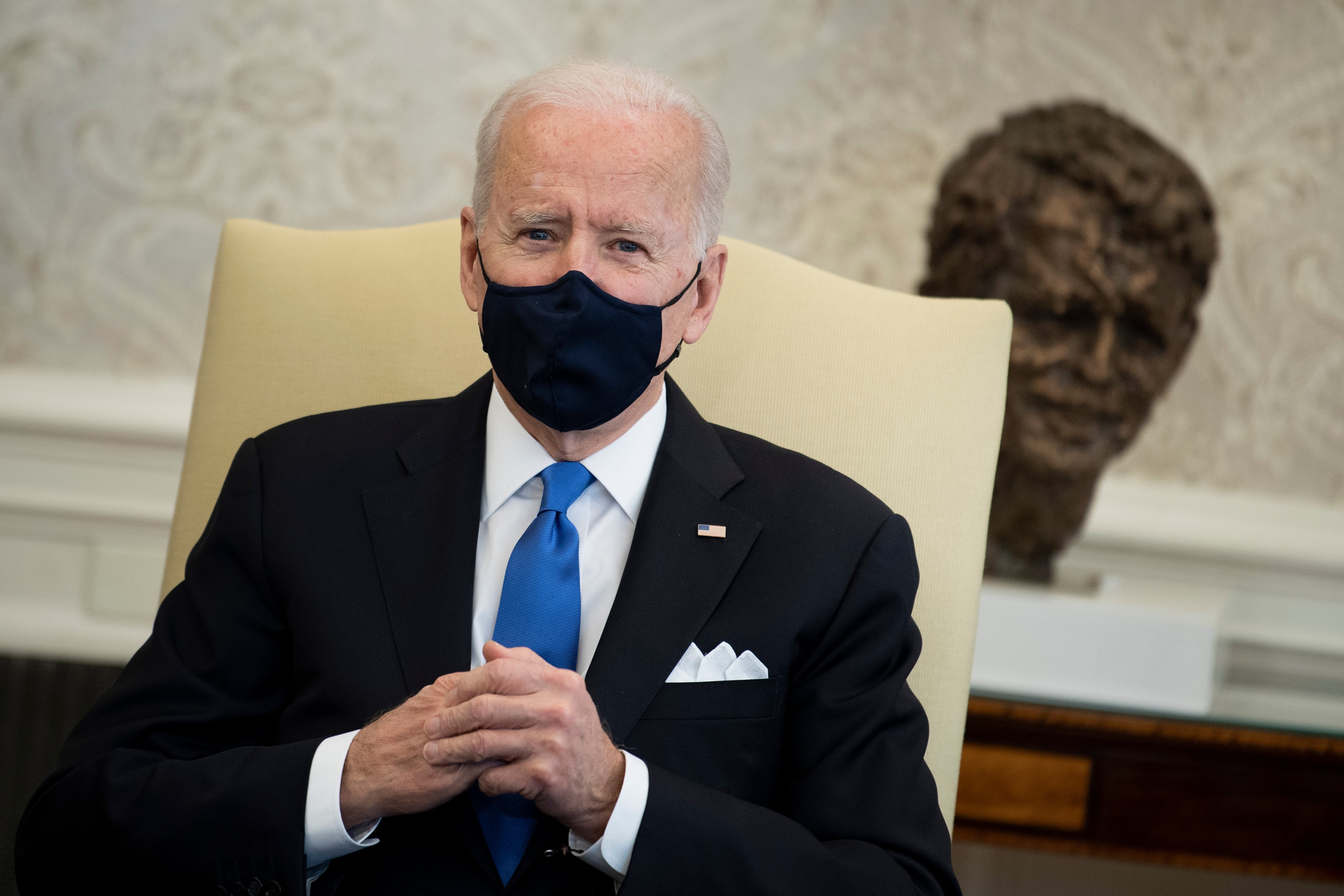 U.S. National Debt Highest Ever, Two Months Into Biden's Presidency thumbnail