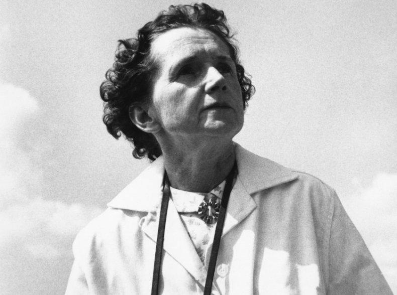 Rachel Carson scientist getty