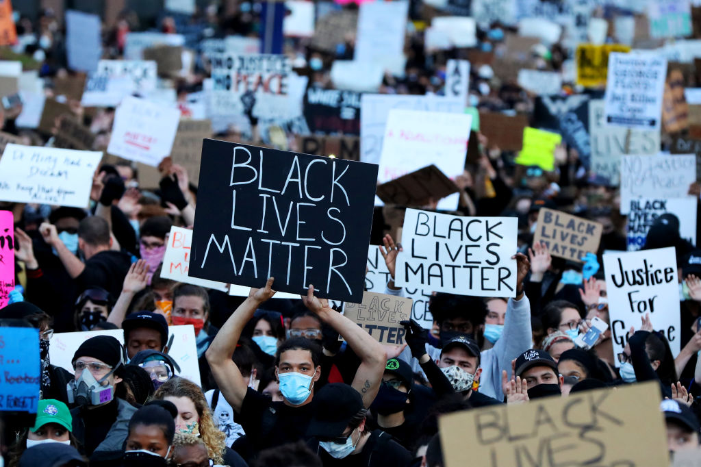 BLM Say George Floyd Policing Act Goes 'Nowhere Near Far Enough'
