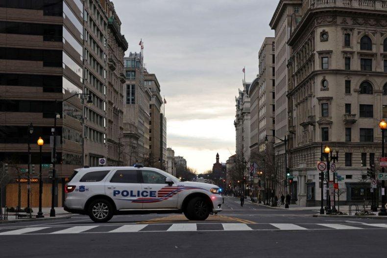 DC Metropolitan Police