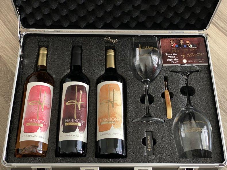 fun wines 2021 harmony wines