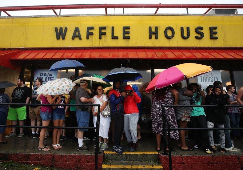 Lindsey Graham Waffle House minimum wage plan