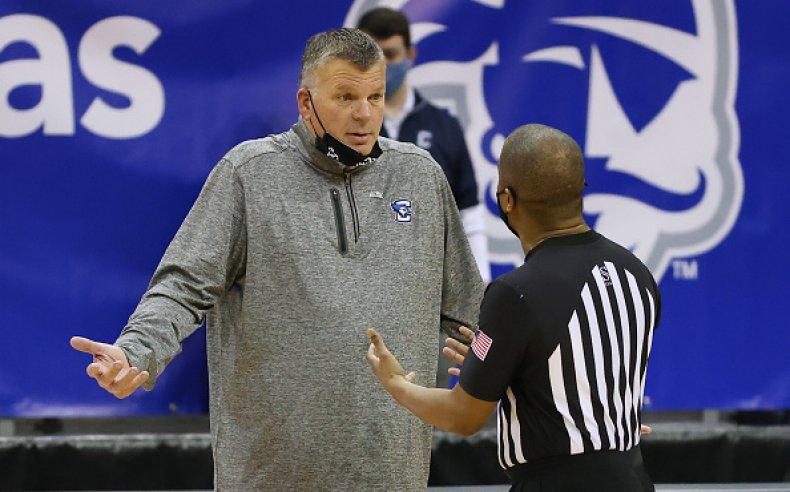 Creighton Basketball Coach Greg McDermott