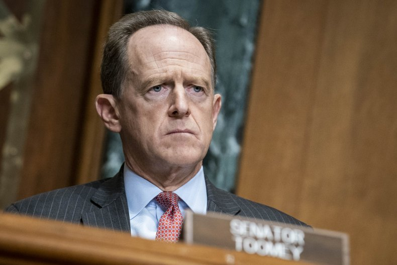 pat toomey at hearing on capitol hill