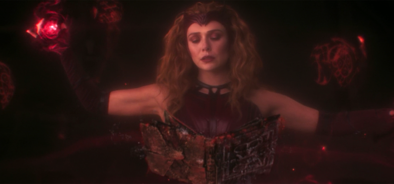 wandavision episode 9 after credits scene