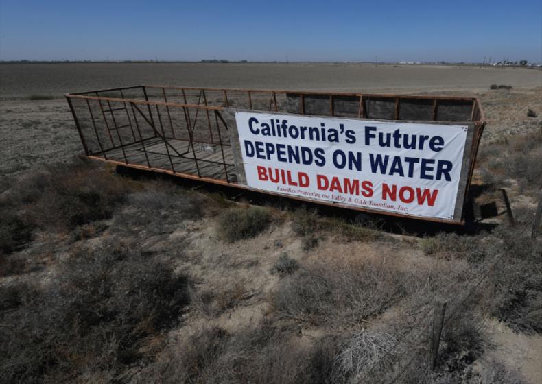 2011–2019 California drought