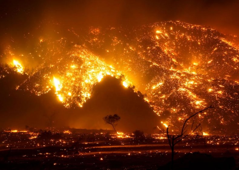2020: California wildfires linked to drought—and climate change