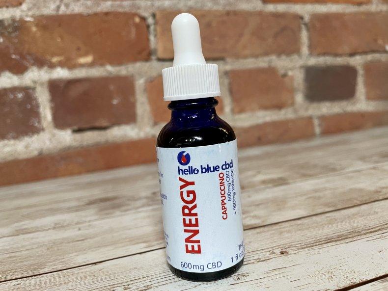 CBD oil for energy