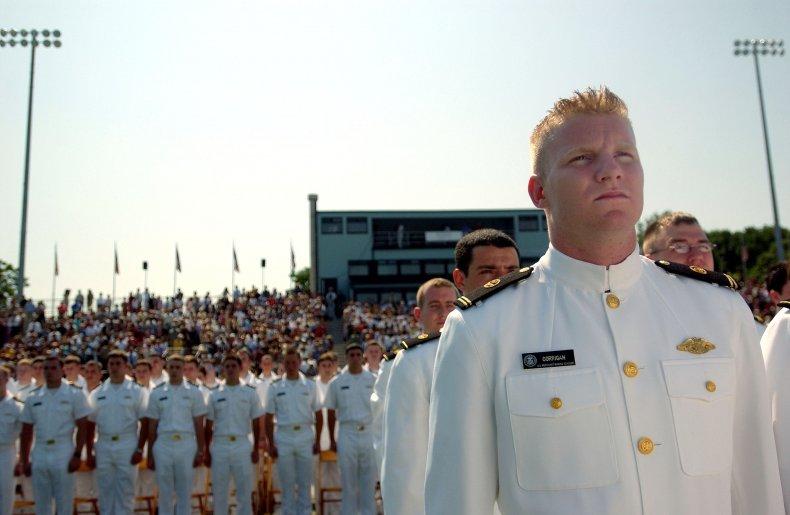 Merchant Marines Graduate