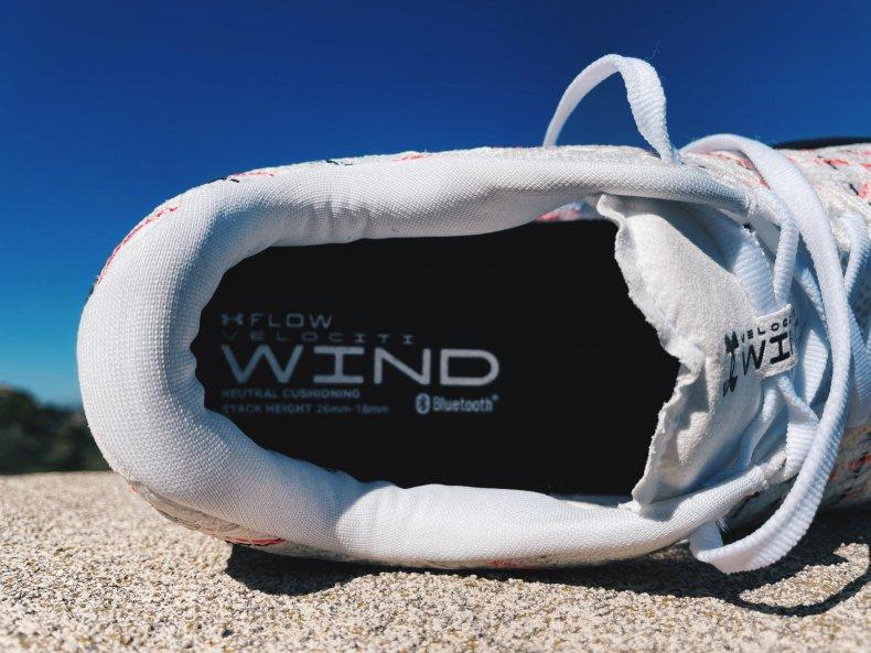 UA Flow Velociti Wind