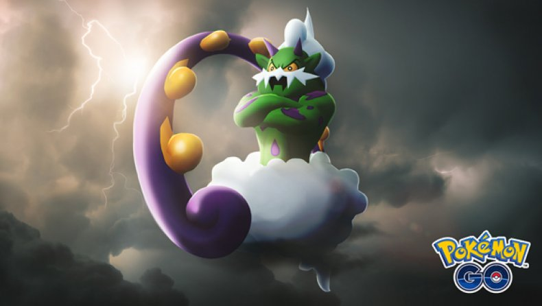 pokemon go tornadus raid counters