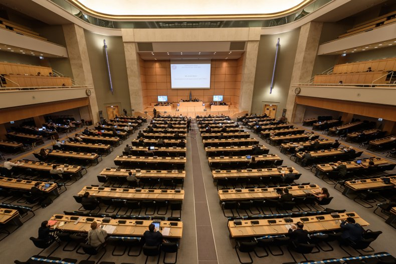 UN Human Rights Council in September 2020
