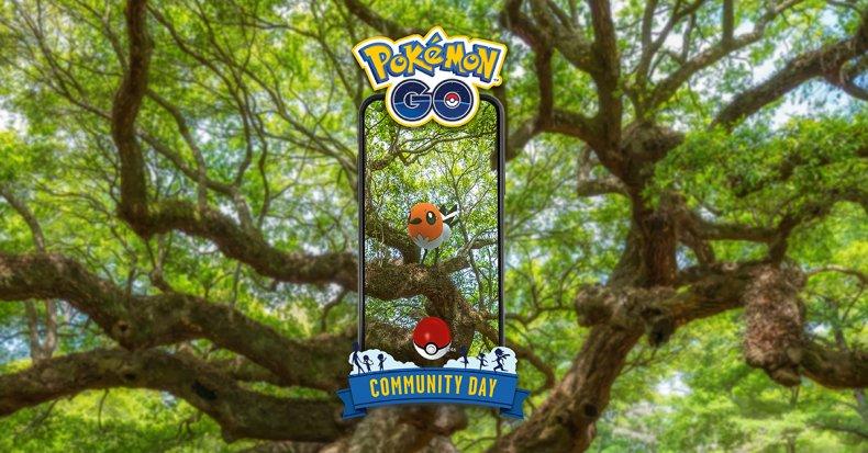pokemon go fletchling community day event