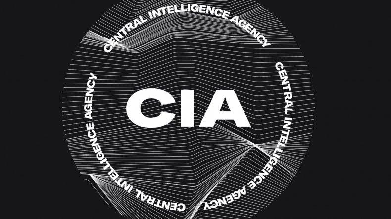 central, intelligence, agency, new, logo
