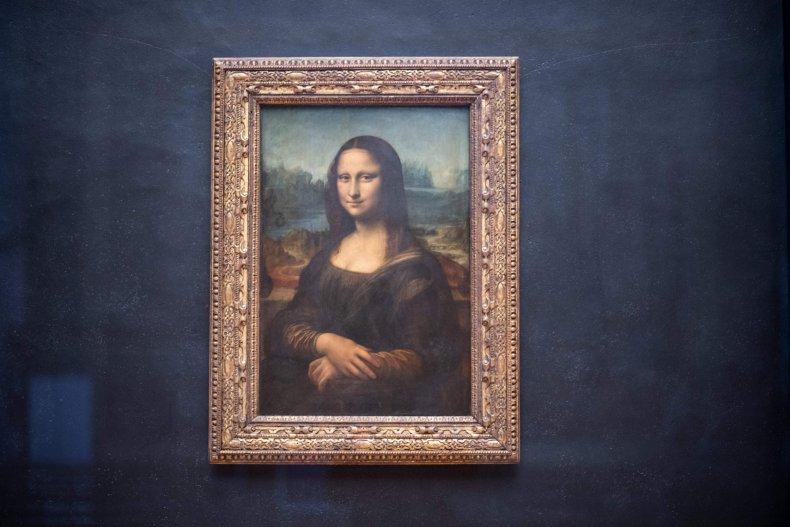 Mona Lisa Art NFT