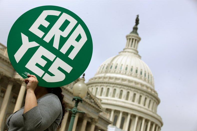 Equal Rights Amendment supreme court ruling ratified