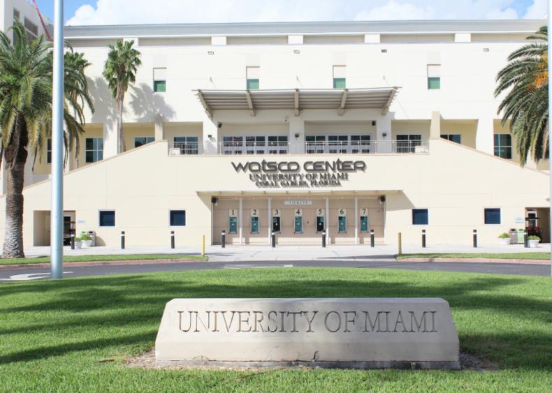 #48. University of Miami